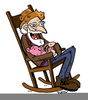 Clipart Of Rocking Chairs Image