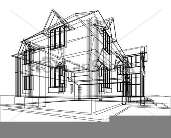 Construction Framing House Clipart | Free Images at Clker.com ...