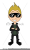 Free Clipart Cool Kid Image