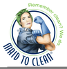House Cleaning Logos Image