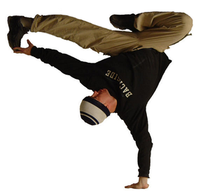 Break Dancer Image