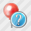 Icon Ball Question Image