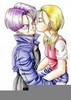 Marron And Trunks Image