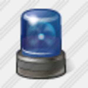Icon Beacon Light Blue 1 Image