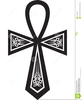 Egyptian Ankh Clipart Image