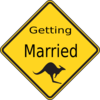 Getting Married Clip Art
