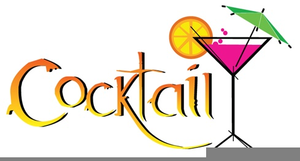 Party cocktail. Clipart free images at