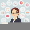 Clipart Administrative Assistant Image