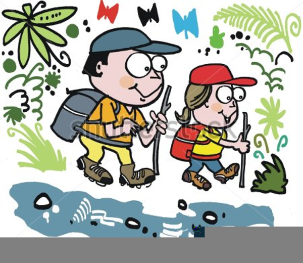 boy scout hiking clipart free images at clkercom