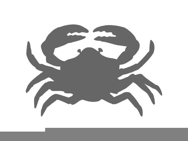 photo relating to Crab Stencil Printable known as Cost-free Printable Pumpkin Clipart No cost Pictures at