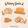 Baked Good Clipart Image