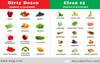 Organic Vegetables List Image