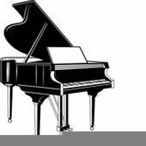 grand piano clipart free images at clker com vector clip art rh clker com Playing Piano Clip Art Playing Piano Clip Art