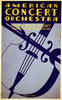 American Concert Orchestra--federal Music Project--works Progress Administration Image