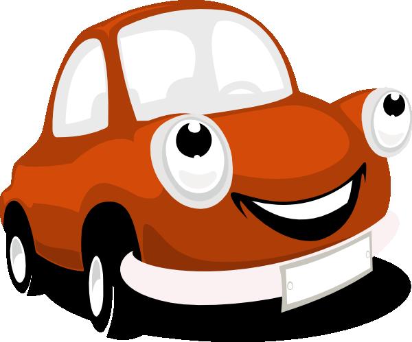 Car With Eyes Clip Art At Clker Com Vector Clip Art