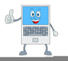 Free Clipart Cartoon Computers Image