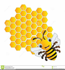 Beehive Clipart Black And White Image
