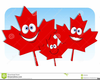 Canada Day Maple Leaf Clipart Image