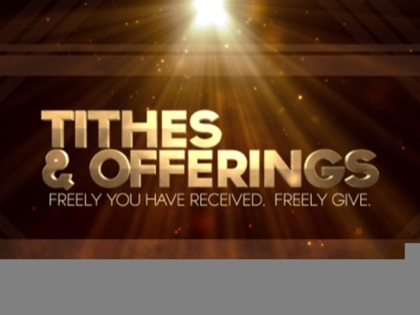 Tithes And Offerings Clipart Free Images At Clkercom Vector