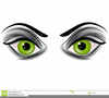Halloween Clipart Spooky Eyes Image