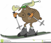 Cartoon Moose Images Clipart Image
