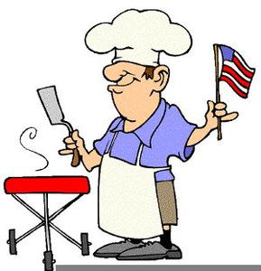 fourth july cookout clipart free images at clker com vector clip rh clker com