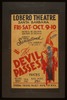 The Devil Passes  Direct From Sensational Los Angeles Run. Image