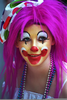 Girl Clowns Pictures Image