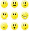 Yellow Faces Image