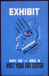 Exhibit 1st Anniversary Art Center : Visit Your Art Center. Image