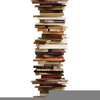 Piles Of Books Clipart Image
