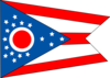 Flag Of Ohio Clip Art