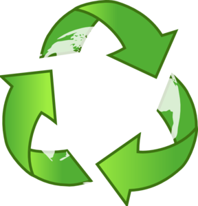 Recycle Earth Clip Art