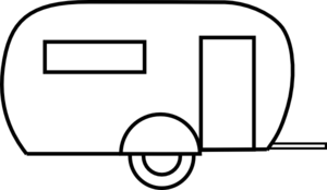 Airstream Clip Art