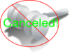 Court Canceled Clip Art