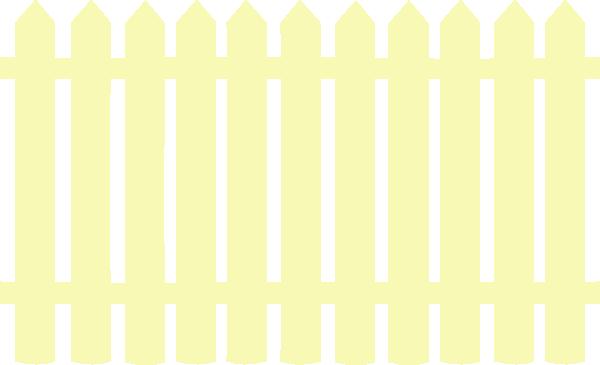 cream picket fence clip art at clker com vector clip art online rh clker com white picket fence clipart free white picket fence clipart