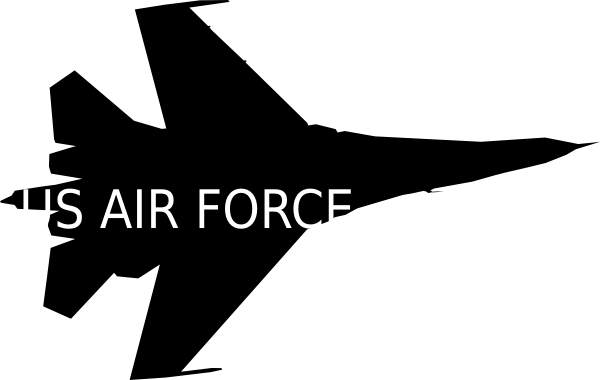us air force clip art at clker com vector clip art online royalty rh clker com air force clip art logo clip art air force memorial