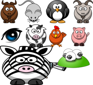 Cartoons Clip Art