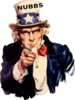 Nubbs Uncle Sam Clip Art