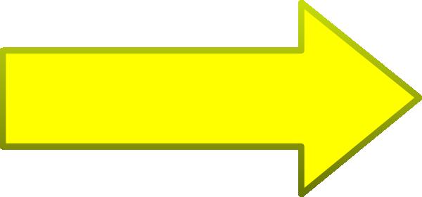 clipart yellow arrow - photo #14