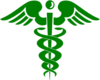 C3 Healthcare Logo Green Clip Art