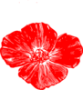Red Poppy Clip Art