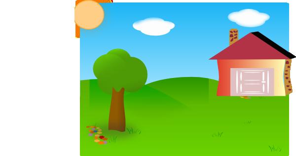 Backyard Clip Art at Clker.com - vector clip art online ...