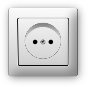 Wall Outlet Clip Art