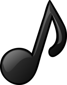 Musical Note Clip Art