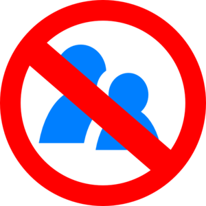no talking symbol clip art at clker com vector clip art online rh clker com clipart no talking no talking clipart