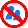 No Talking Symbol Clip Art