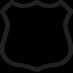 blank highway sign clip art at clkercom vector clip art