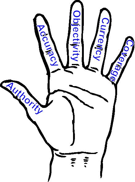 Web Evaluation Hand Clip Art at Clker.com - vector clip art online ...