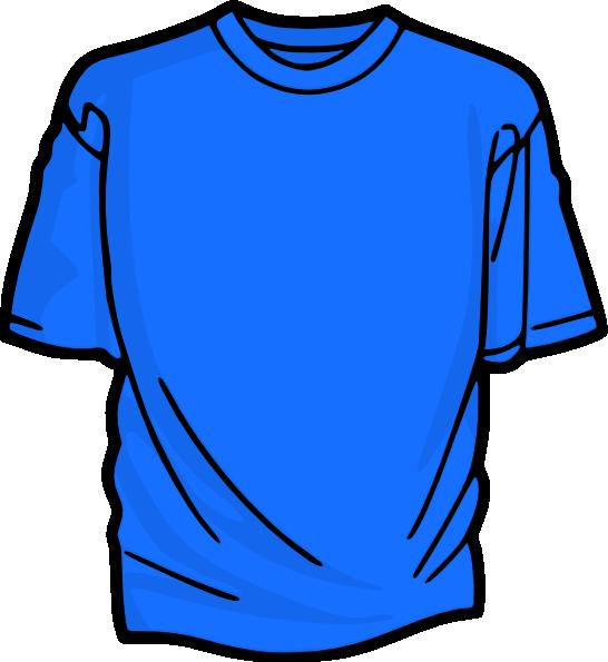 azure t shirt clip art at clker com vector clip art online rh clker com t shirt clip art and impose image t shirt clipart image